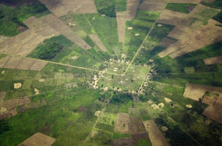 Déforestation Bolivie